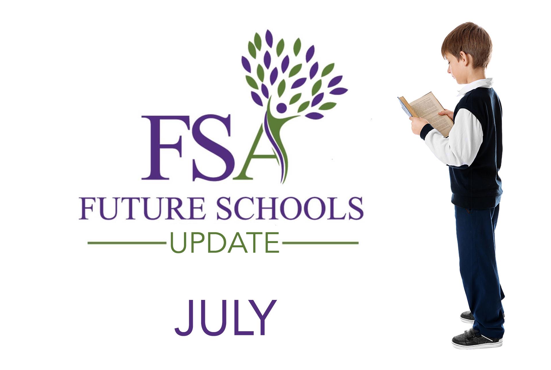 Update July