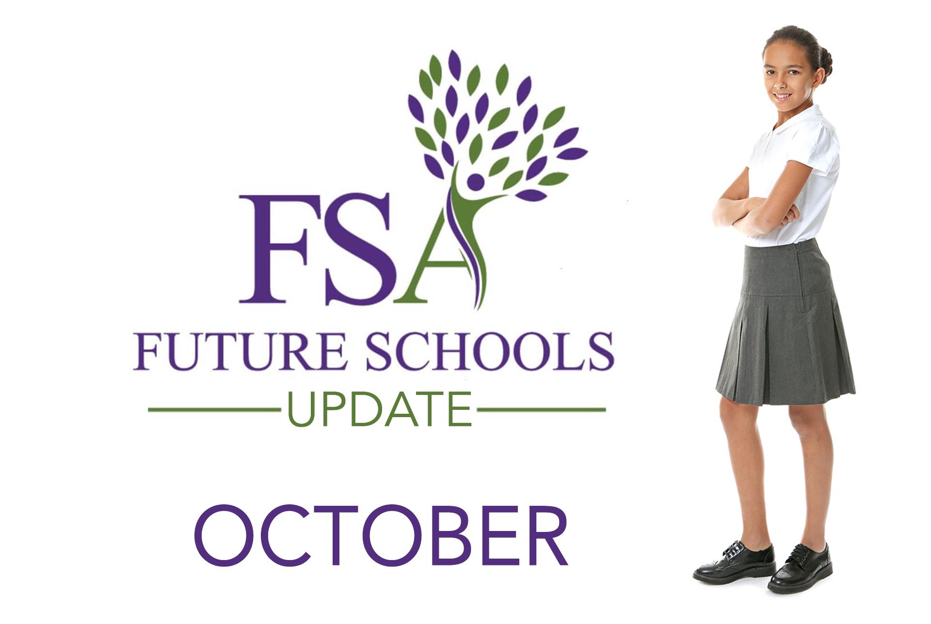 Update October